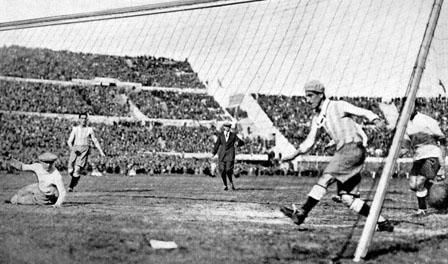 Le légendaire Stade Centenario de Montevideo